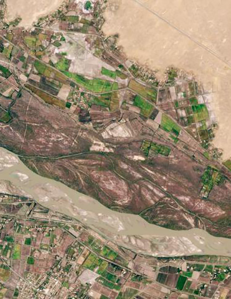 Planet Satellite Imagery and Services for the Australian Government