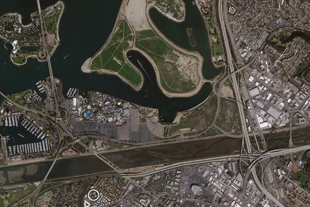Planet Helps San Diego Gas & Electric Monitor Vegetation Health