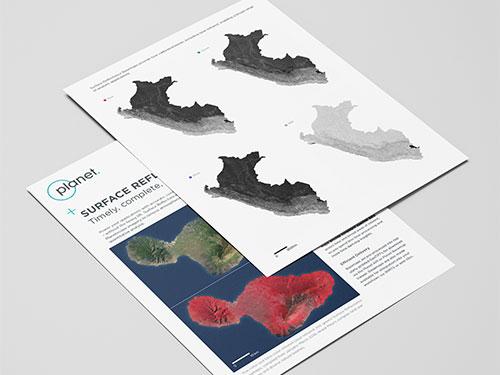 Surface Reflectance Basemaps Overview