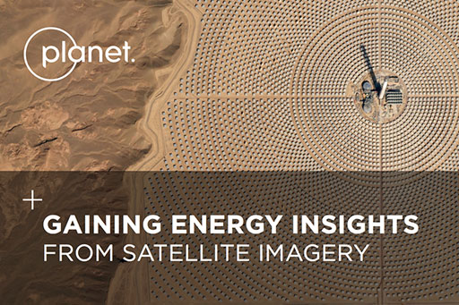DATA-DRIVEN ENERGY INSIGHTS FROM SATELLITE IMAGERY