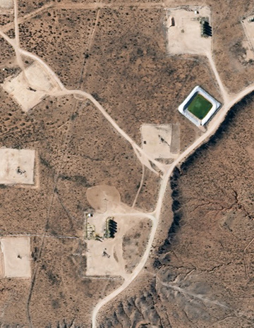 PROTECTING PUBLIC LANDS WITH HIGH FREQUENCY SATELLITE IMAGERY