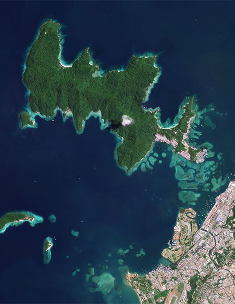 Satellite Imagery for the Government of Malaysia
